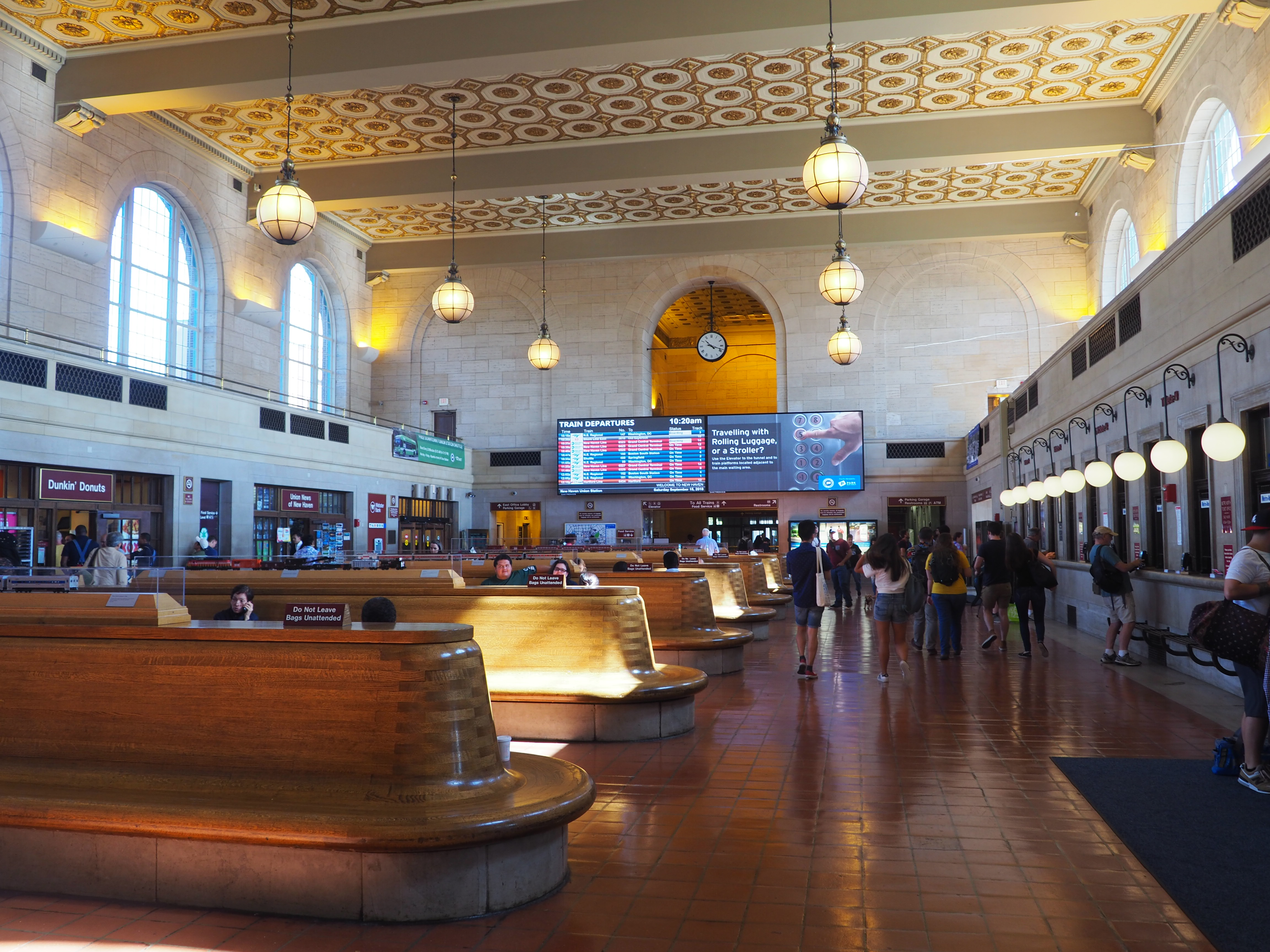 New Haven Waiting Room