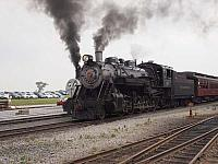 Tourist Steam Railroads
