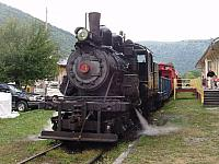 Durbin & Greenbrier Railroad
